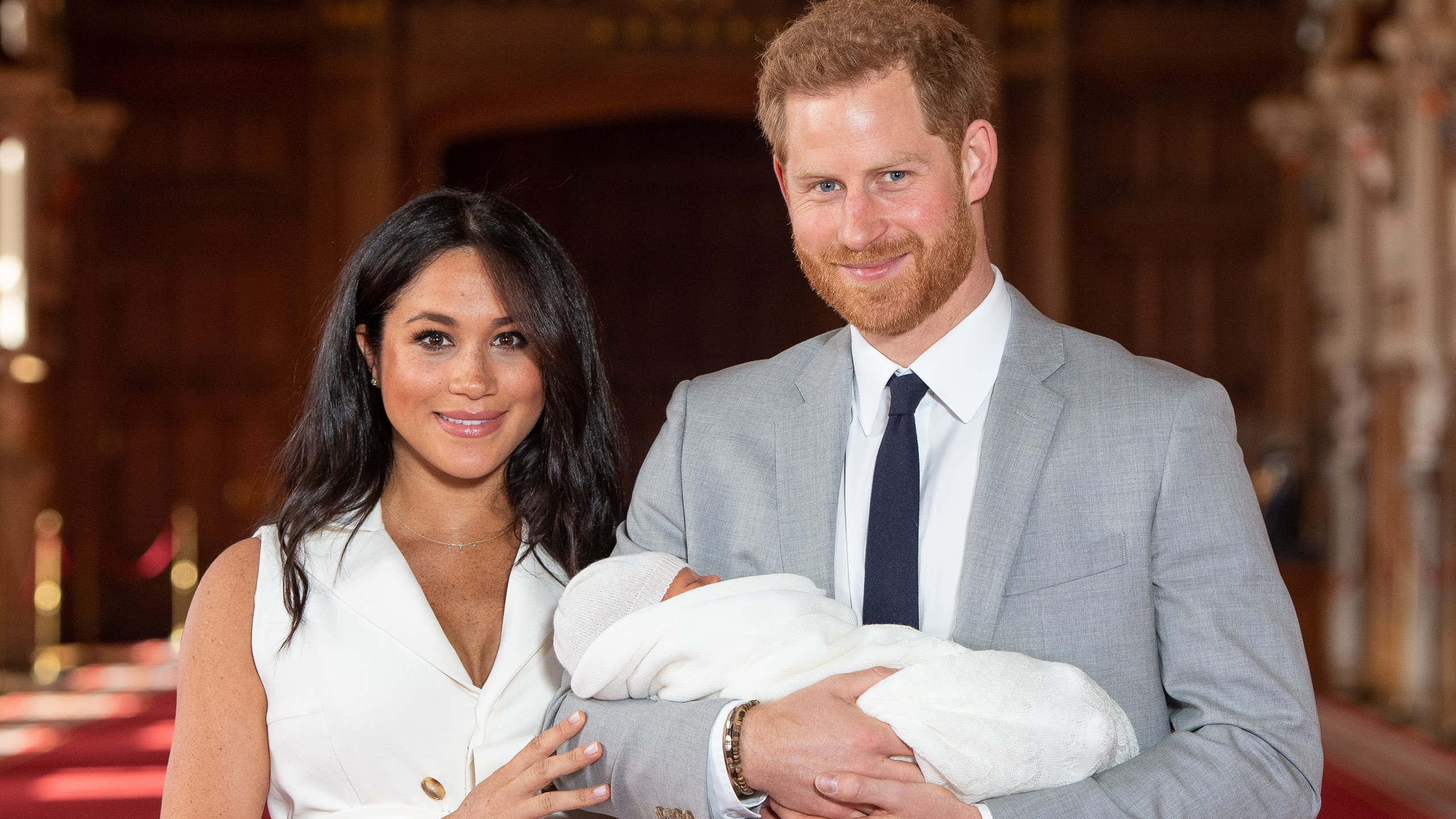 Everything We Know About Meghan Markle and Prince Harry's First Royal Tour With Archie